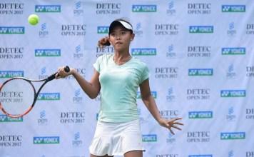 Panitia pelaksana Kejurnas Tenis Junior 'Detec Open 2018' menargetkan jumlah peserta sebanyak 400 petenis di beberapa kategori kelompok umur. (net)