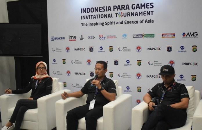 Tes Event Asian Para Games 2018 menjadi bahan evaluasi yang sangat krusial bagi INAPGOC, jelang penyelenggaraan Asian Para Games 2018. (Ham/NYSN)