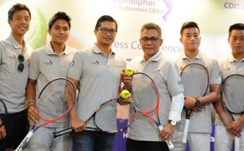 Pada 2018, Combiphar konsisten menggelar Combiphar Tennis Open yang ketiga kalinya, yang selalu diikuti para atlet tak hanya tingkat nasional, juga internasional. (Pras/NYSN)
