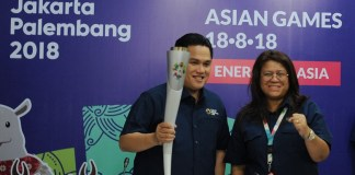 Kota Blitar menjadi salah satu dari 53 daerah di Indonesia yang akan disinggahi oleh Torch Relay atau Kirab Obor Asian Games 2018. (Pras/NYSN)