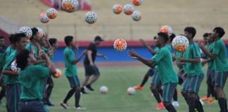 Timnas U-16 tampil di AFF U-15 Youth Championship 2018 atau Piala AFF U-16 2018, yang berlangsung di Sidoarjo dan Gresik, pada 29 Juli hingga 11 Agustus 2018. (PSSI.org)