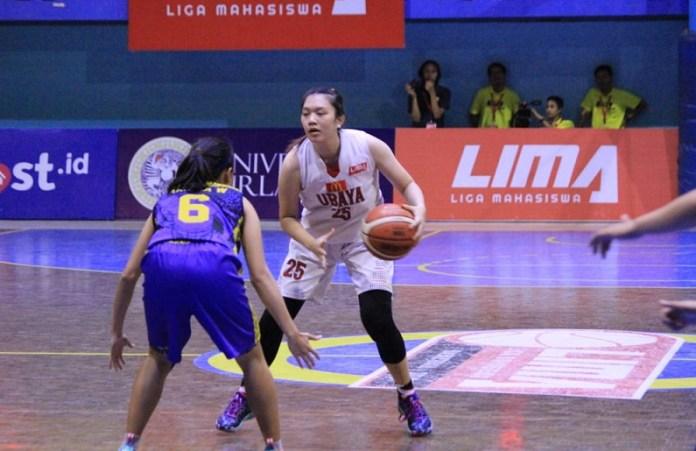LIMA Basketball Nationals 2018 akan berlangsung 9-16 Agustus 2018 di Universitas Airlangga, Surabaya, sekaligus menjadi event puncak kompetisi bola basket tahunan antarmahasiswa. (LIMA)