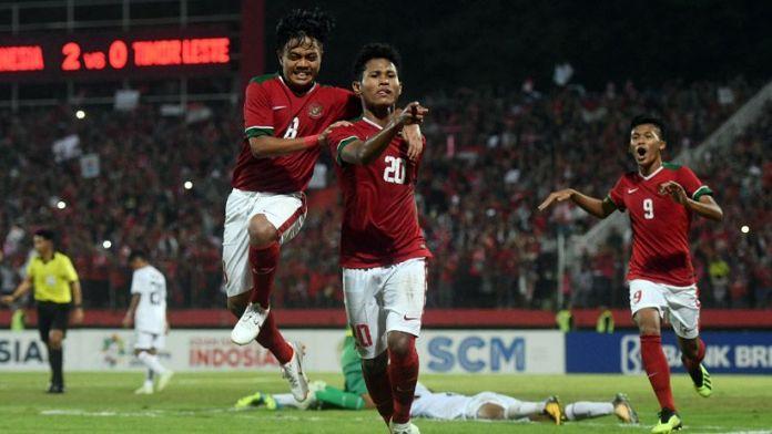 Striker Timnas U-16, Amiruddin Bagus Kahfi (20) yang tampil produktif dengan torehan delapan gol selama penyisihan Grup A Piala AFF U-16 2018 diharapkan mampu membawa prestasi terbaik bagi merah putih. (inews.id)