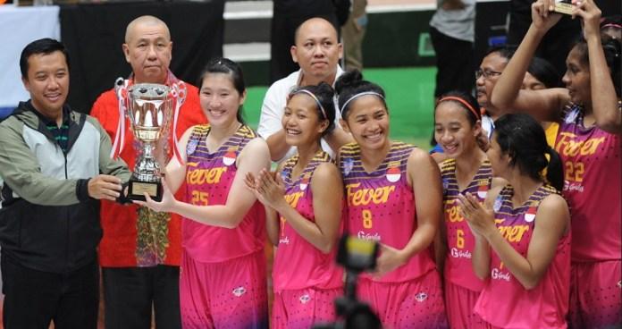 Klub Surabaya Fever, kampiun Srikandi Cup musim 2017/2018, memilih mundur di ajang Srikandi Cup musim 2018/2019. Alasannya karena sang pemilik klub, Christoper Tanuwidjaja, ditunjuk menjadi Manajer Tim Nasional (Timnas) Basket Putri SEA Games 2019, yang akan berlangsung di Manila, Filipina. (Pras/NYSN)