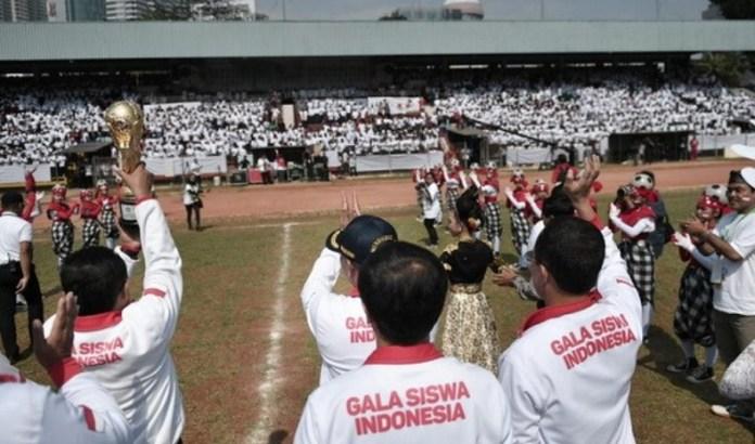 Kementerian Pendidikan dan Kebudayaan (Kemendikbud) membuat kompetisi bernama Gala Siswa Indonesia (GSI). Kompetisi untuk siswa sekolah menengah pertama (SMP) ini diharapkan menjadi ajang pencarian bibit-bibit unggul pemain sepak bola masa depan. (kabarjatim.com)