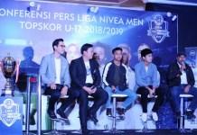 Nivea Men Liga TopSkor U-17 segera bergulir mulai 28 Oktober 2018 hingga pertengahan April 2019. Laga perdana musim 2018/2019 ini, akan dibuka pada Minggu (28/10), di Stadion Bea Cukai Rawamangun, Jakarta. (Pras/NYSN)