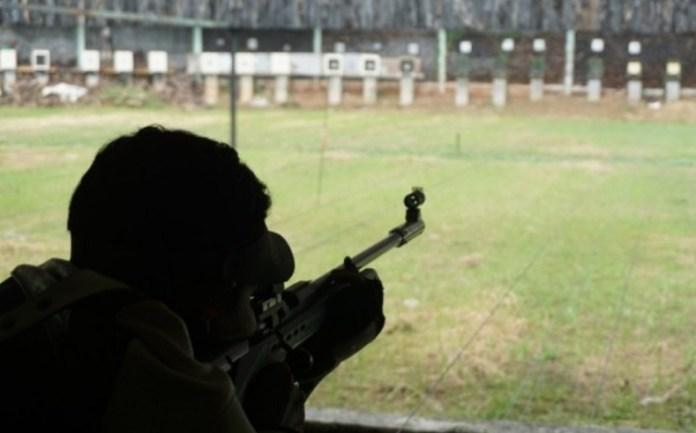 Tercatat 395 petembak dari 30 Provinsi bersaing untuk menunjukkan kemampuan terbaiknya dalam event Kejurnas Menembak antar Pengprov 2018 yang berlangsung 24-29 November, di Lapangan Tembak, Senayan, Jakarta. (mediaindonesia.com)