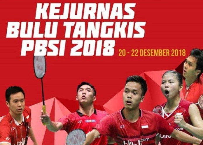 DKI Jakarta menjadi tuan rumah Kejuaraan Nasional PBSI 2018 pada 18-22 Desember. Sport Mall Kelapa Gading, bakal menjadi arena pertandingan kejurnas, yang dibagi menjadi dua bagian yakni divisi I dan divisi II. (twitter.com)