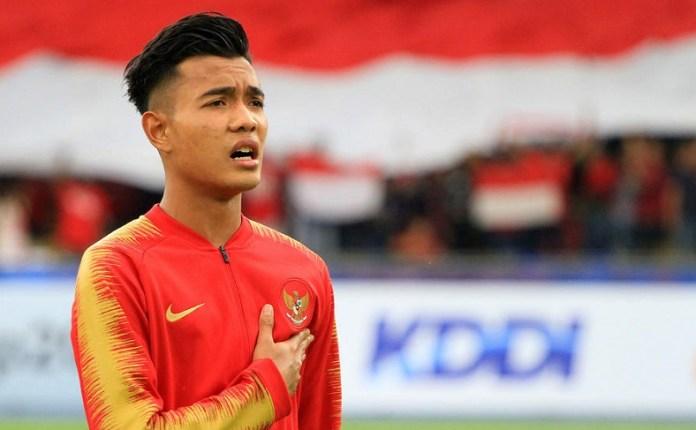 Gelandang Timnas U-16 yang kini bergabung dengan klub Persebaya Surabaya U-16, Brylian Aldama, dikabarkan akan segera berlatih di Inggris, usai merampungkan Liga Elite Pro Academy U-16 2018. (goal.com)