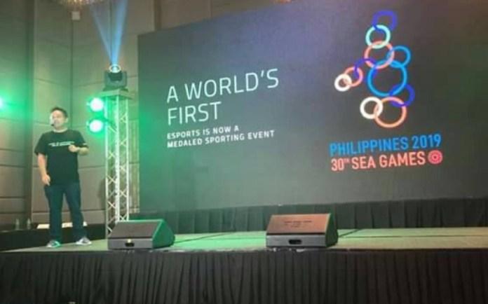 Cabang olahraga e-Sports resmi dipertandingkan dan medalinya akan dihitung di klasemen pada ajang sport multievent SEA Games 2019, di Filipina. Mobile Legends dikonfirmasi jadi salah satu judul gim esports, yang dipertandingkan di SEA Games 2019. (foxsportsasia.com)