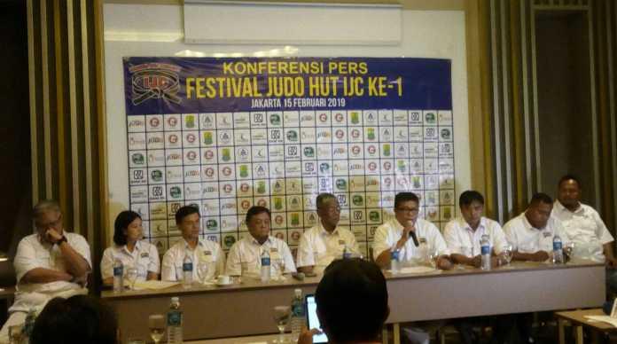 JC akan menggelar Festival Judo 2019, di Park Mall, Karawang Barat, Jawa Barat, 23-24 Februari mendatang. (Adt/NYSN)