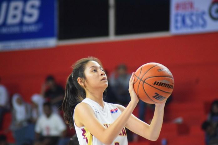 Shavira Alifa SMAN 1 Jakarta. (NYSN/Fahrizal)