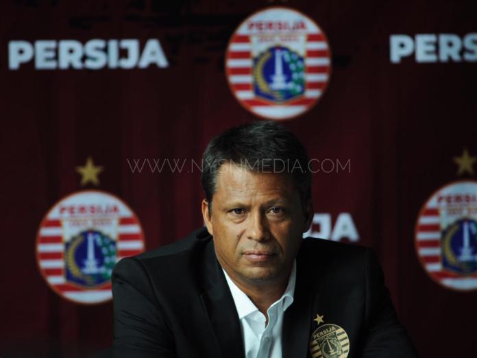 Persija Jakarta menunjuk Sergio Farias sebagai Pelatih musim 2020.
