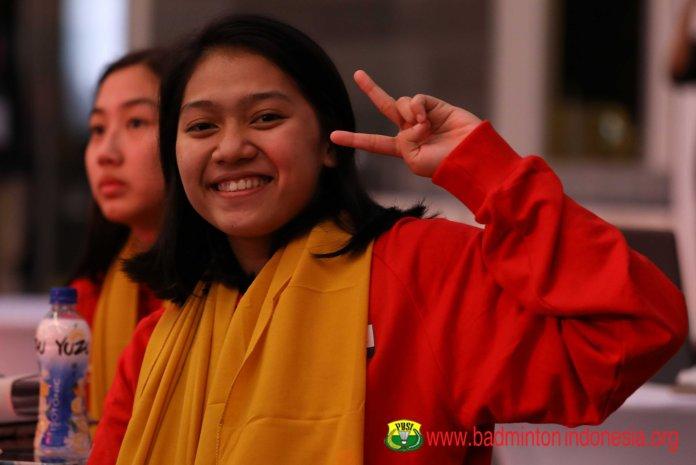 Daftar Pebulu tangkis Indonesia Yang Masuk 10 Besar Peringkat BWF Junior