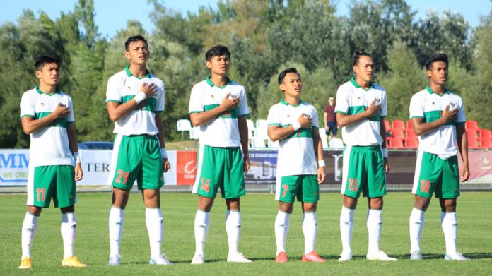 Drama Menit Akhir, Timnas U-19 Ditahan Imbang Qatar