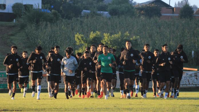 Timnas U-19 vs Bulgaria, Shin: Laga Yang Tidak Mudah Bagi Kami