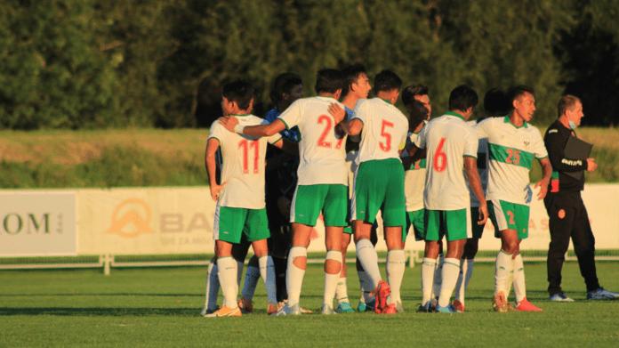 Timnas U-19 Raih Kemenangan Perdana di Kroasia