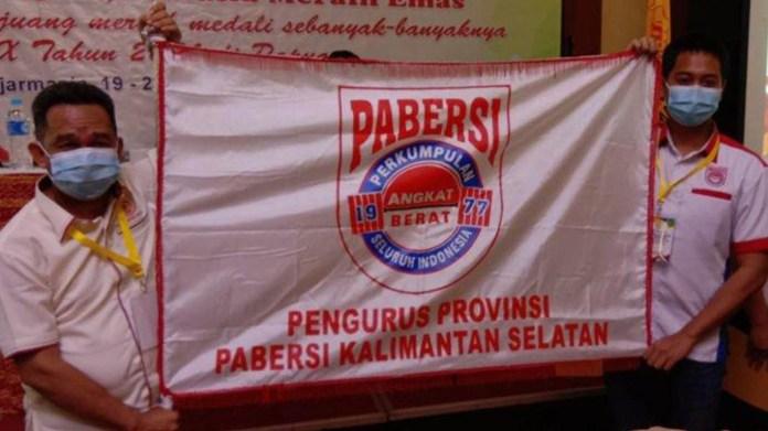Bendera dan Logo dari Pabersi