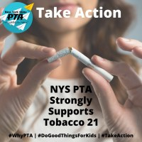 Take action to support Tobacco21