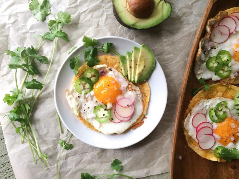 best ever breakfast tacos | www.nyssaskitchen.com
