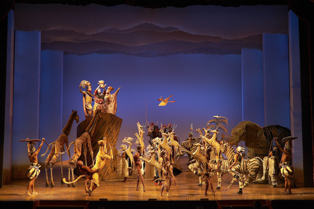 the lion king london review 2019