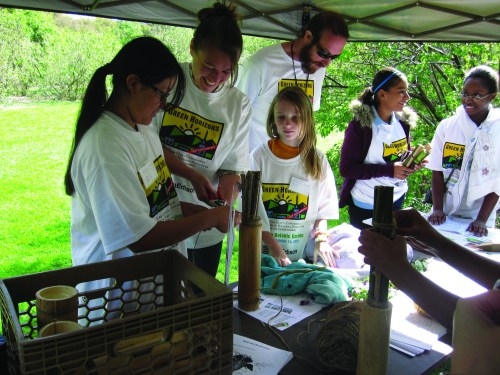 Green Horizons Environmental Education Day Brooklyn Botanical Gardens October 2010