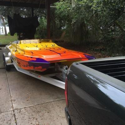 Gilman boat