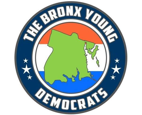 The Bronx Young Democrats Logo