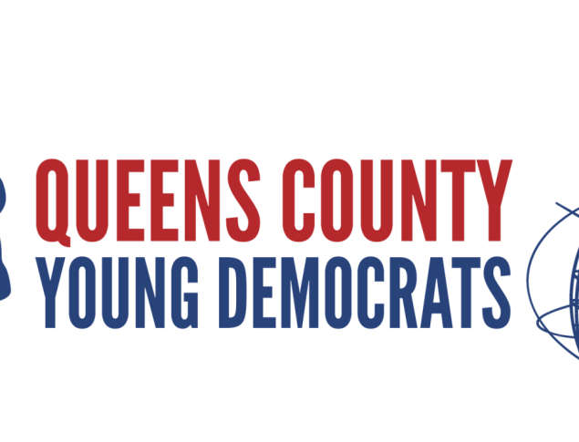 Queens County Young Democrats Logo