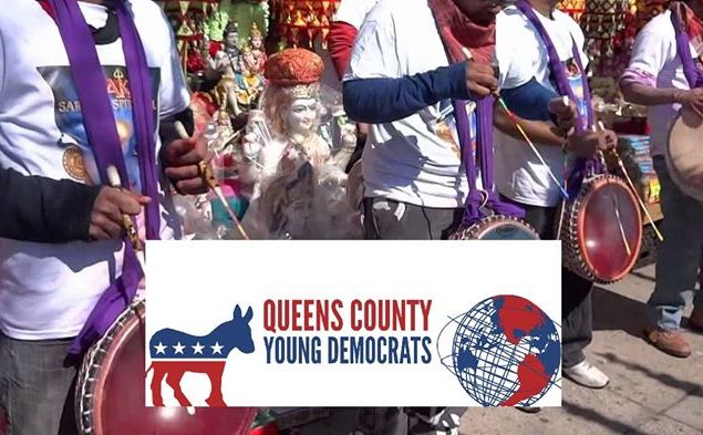 2nd Annual QCYD Voter Registration Drive - Phagwah Parade 2017