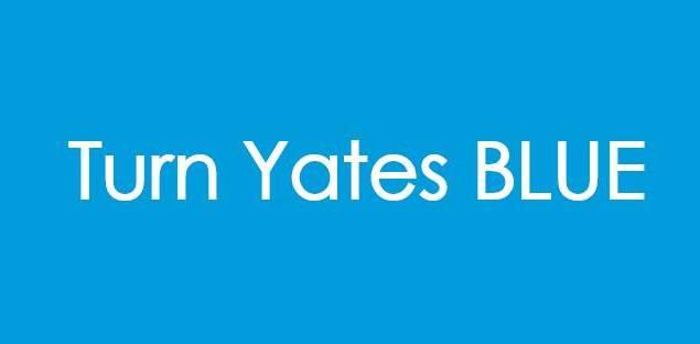 Turn Yates Blue