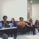 Panel discussion at #YDANYC