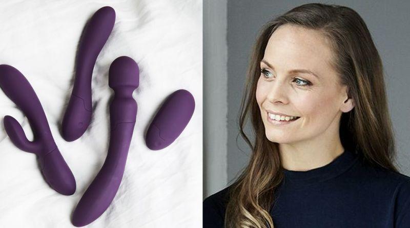 Gode vibrationer: Her er Mathildes nye sexlegetøj – inspireret af Apple