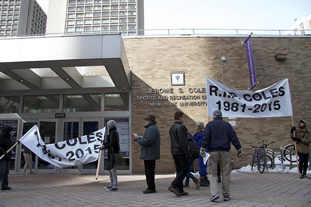 NYU 2031 still sparks protest on campus