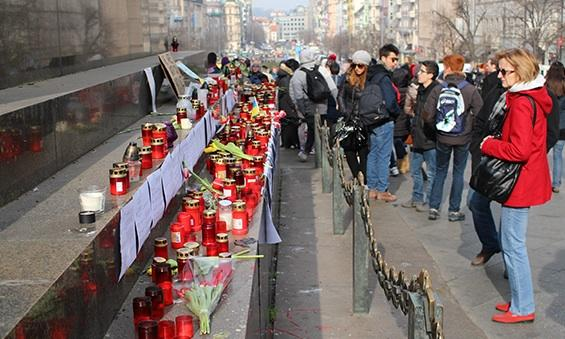 Students at NYU Prague respond to Ukrainian conflict