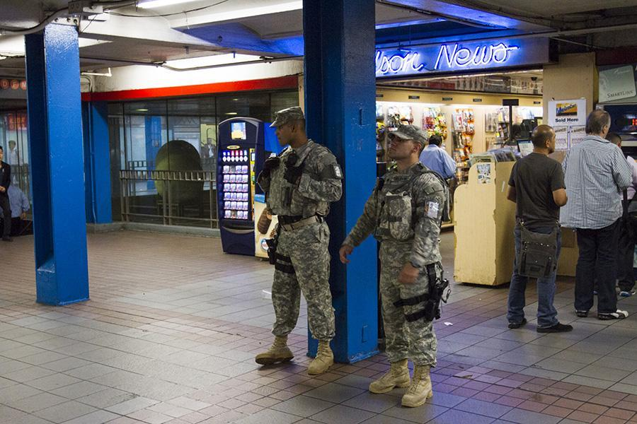 NYU Reacts: ISIS security threat