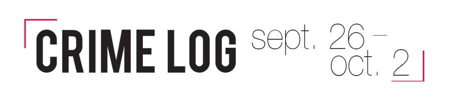 Crime Log Logo