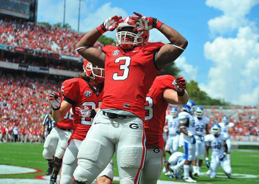 Georgia Bulldogs running back Todd Gurley is the latest involved in an NCAA scandal for getting paid to sign autographs.