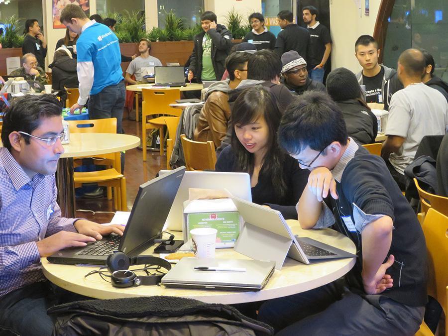 NYU Hackathon focuses on education