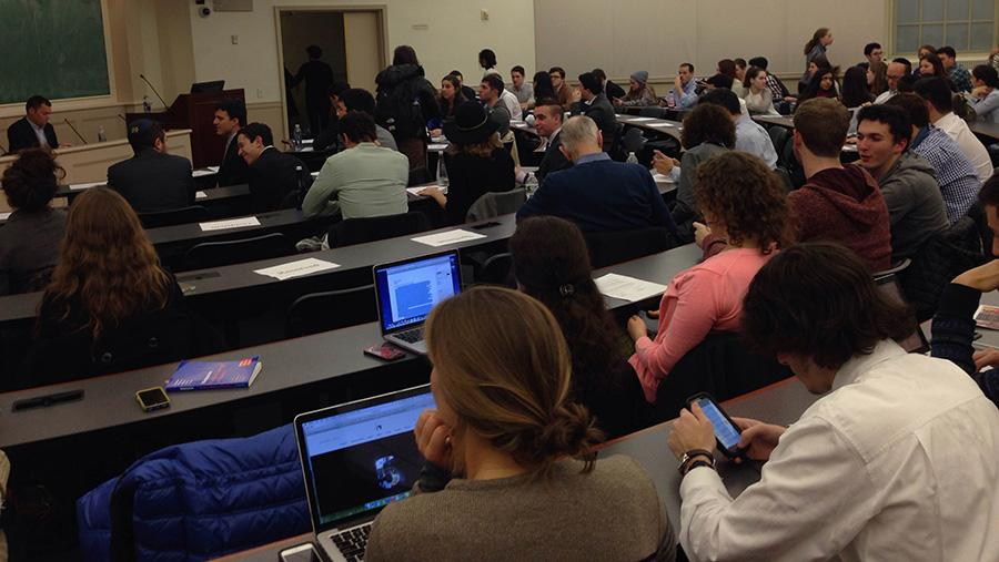 TorchPAC organized a debate regarding Israel and the Modern Middle East on Thursday.