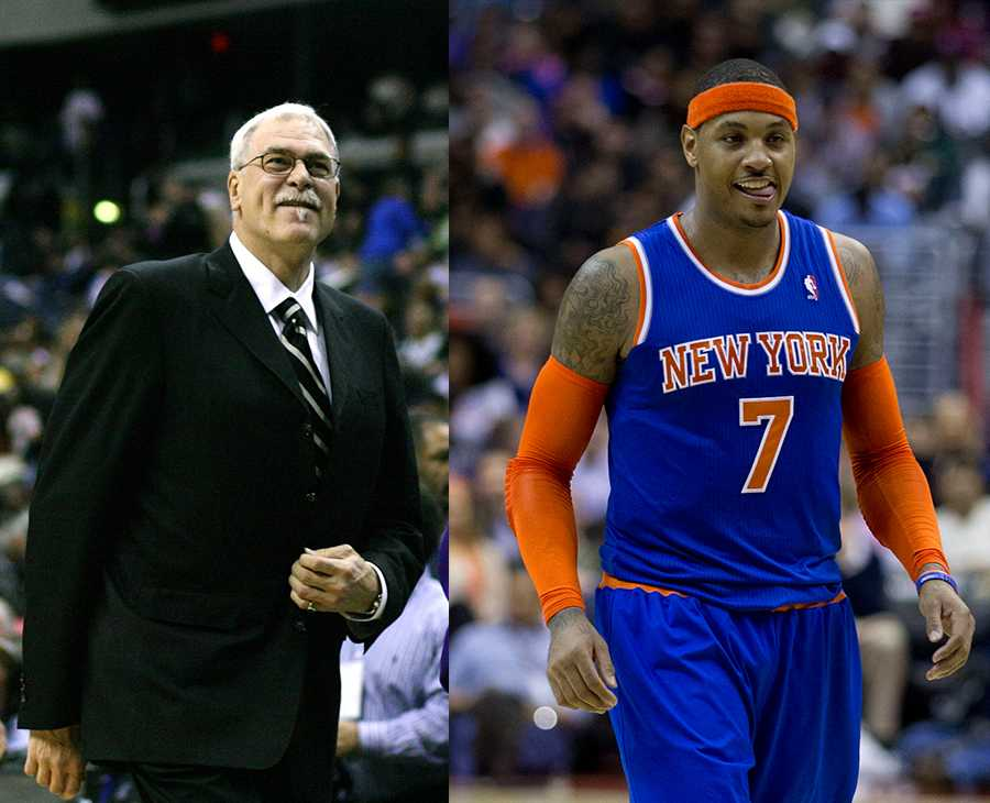 The Knicks have struggled early on as they transition to a new season.
