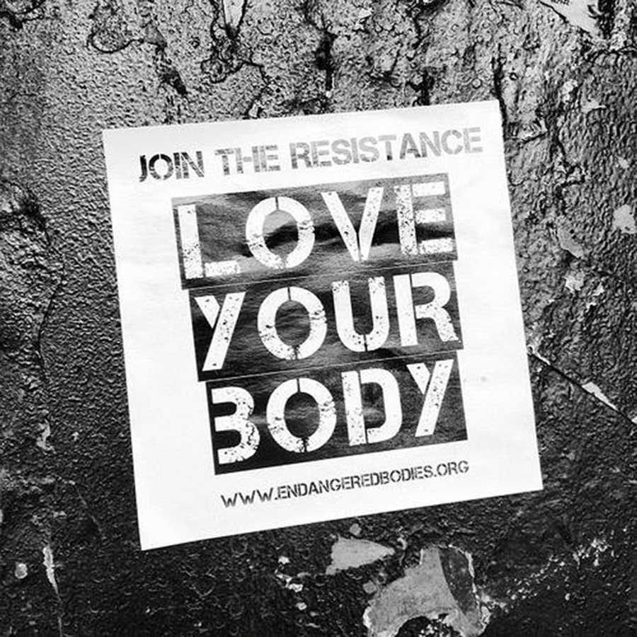 Sunday marked the start of NYU National Eating Disorder Awareness & Body Positivity week.