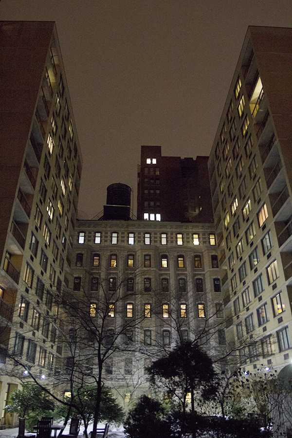 NYU plans to renovate two towers of Carlyle Court Residence Hall in Spring 2016.