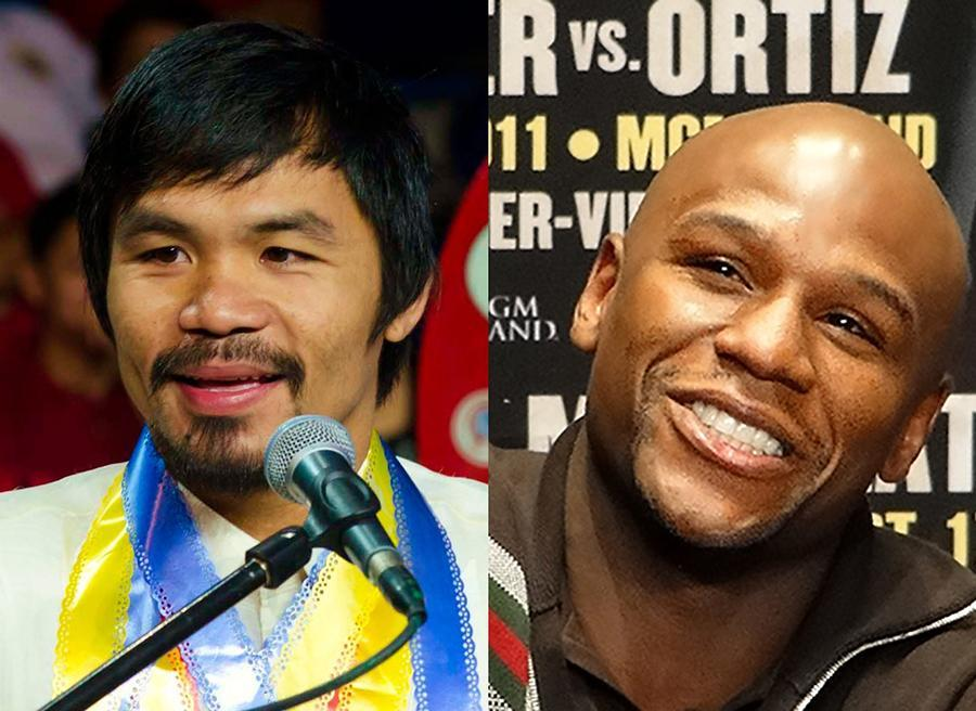 The fight between Manny Pacquiao and Floyd Mayweather will begin on May 2nd