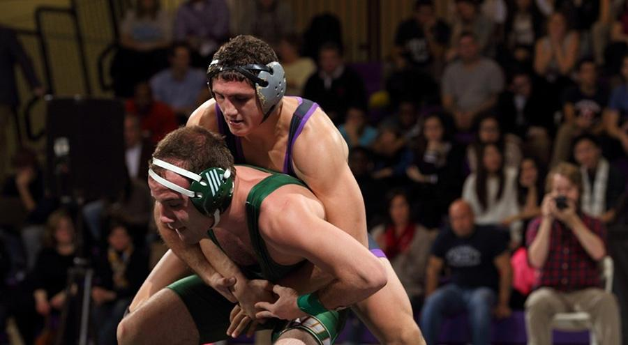 With their fifth straight UAA title from last season, the wrestling team prepares for their first match on November 5.