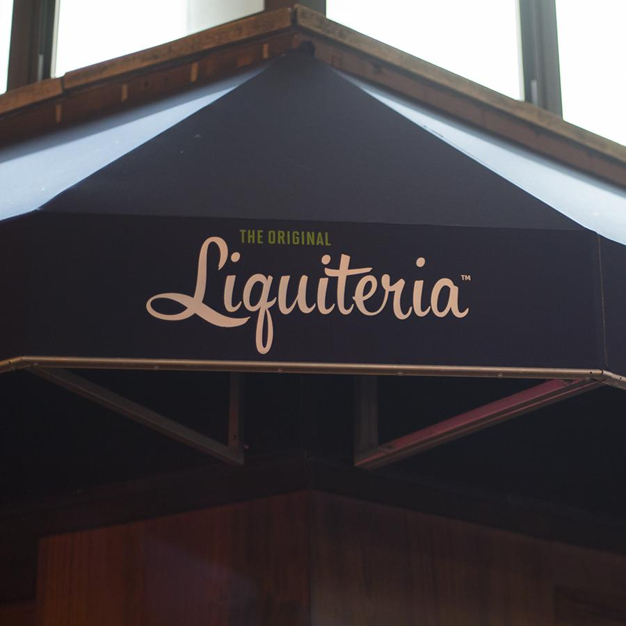Liquiteria offers a variety of healthy smoothies, which make for good snacks.