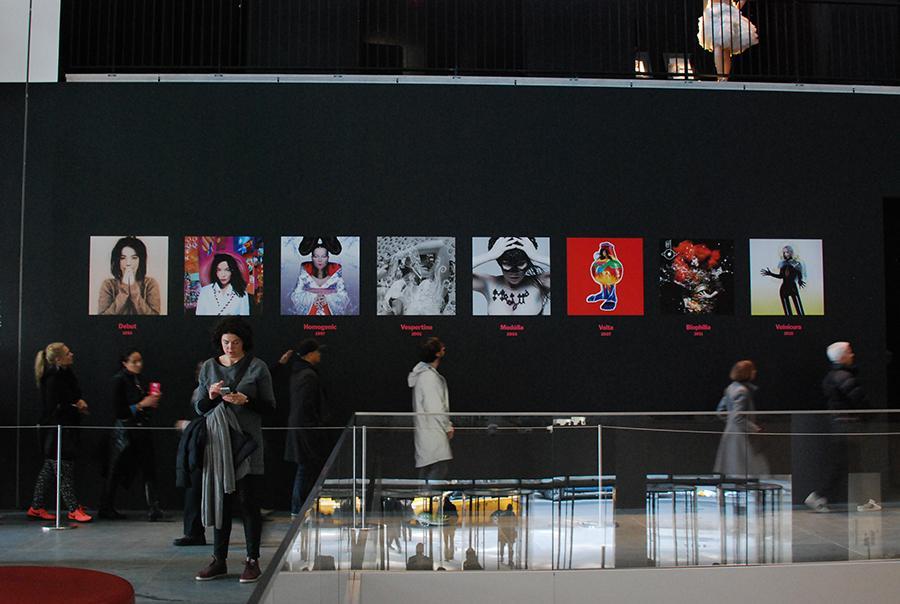 Björk's retrospective runs at the MoMA until June 7.
