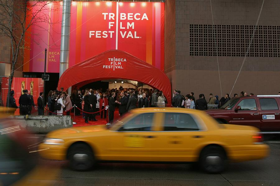 The 2015 Tribeca Film Festival lasts from April 15-26.
