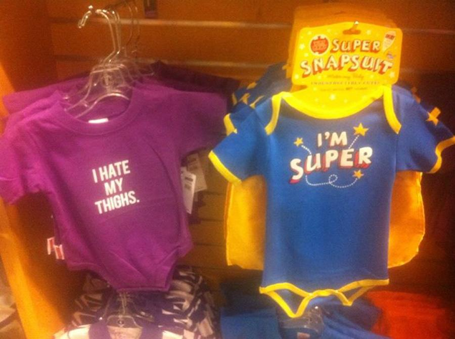 The NYU Bookstore is no longer selling the controversial onesies.