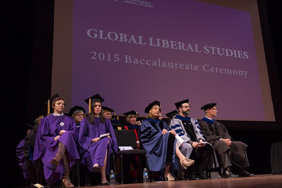 Global Liberal Studies Commencement